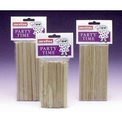 "Caroline Lolly Sticks - Pack 24 6"" (15cm)"